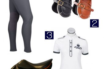 [Equestrian Fashion] Le shopping Sport Chic !