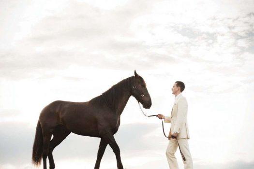 [Fashion Editorial] Gatsby, à cheval, est magnifique