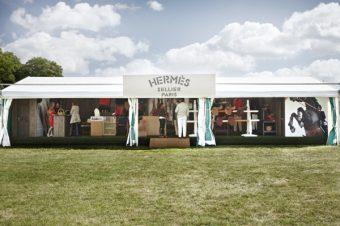 [Mershandising] Hermès et sa boutique royale !