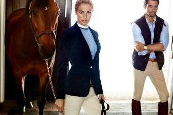 [Equestrian Fashion] Le cavalier Massimo Dutti, Equestrian collection fall 2013