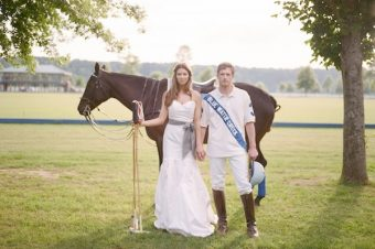 [Equestrian wedding] Polo inspiration