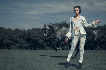 [Fashion] L'Equestrian Couture de Richard Powazynski