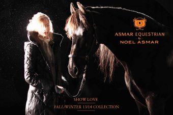 [Equestrian Fashion] Asmar Equestrian shows Love for FW 2013