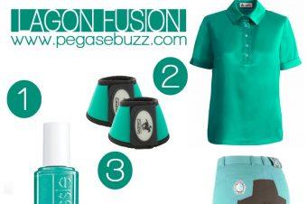 [Equestrian Fashion] Lagon Fusion dans la mode équestre