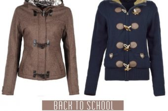 [Equestrian Fashion] Le manteau est back to (riding) school