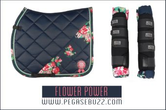 [Equestrian Fashion] Le flower power chez Subscribe Equestrian