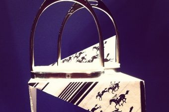 [Window] Hermès goes equestrian, Deauville 2013