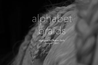 [Equestrian Photography] Malou Zach : Alphabet braids