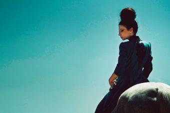 [Fashion Editorial] Tampa Style Magazine : jupe crayon et étalon