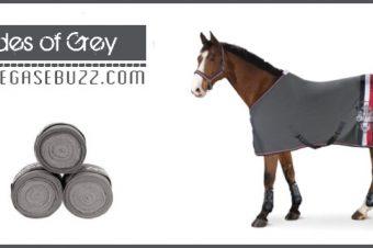 [Equestrian Fashion] Shades of Grey
