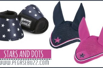 [Equestrian Fashion] Stars and dots apparel