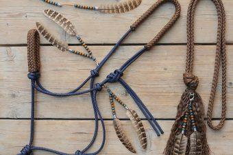 [Equestrian Fashion] Les licols et bijoux équins Horse Beads