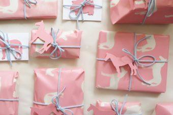 [Equestrian Lifestyle] L'emballage équestre, c'est cadeau !