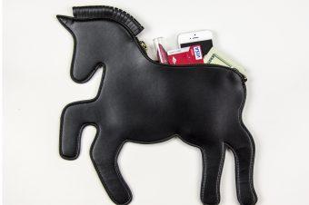 [Equestrian shopping] La pochette licorne Bundshop