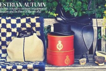 [Equestrian Magazine] The Horse Rider's Journal, automn 2013