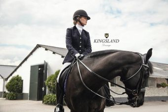 [Equestrian Fashion] Kingsland Dressage, winter 2013-2014