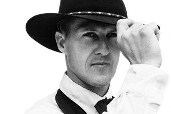 [Equestrian People] Michael Schumacher, german cow-boy