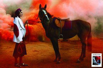 [Fashion Editorial] Horse Play chez Designare Magazine