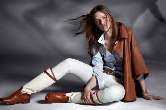 [Equestrian Fashion] Massimo Dutti Equestrian, SS 2014