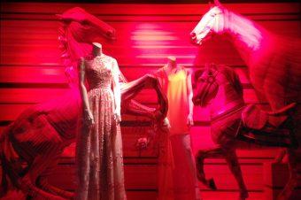 [Mershandising] L'année du cheval pour Bergdorf Goodman