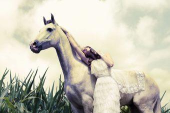[Equestrian Wedding] Carlos Alsina : Mariclaire Bride