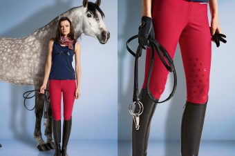 [Equestrian Fashion] Equiline, spring-summer 2014