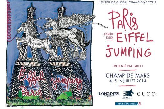 [Longines Global Champions Tour] Le Paris Eiffel Jumping !