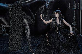 [Fashion Ad Campaign] Alexander McQueen, AW 2014-2015