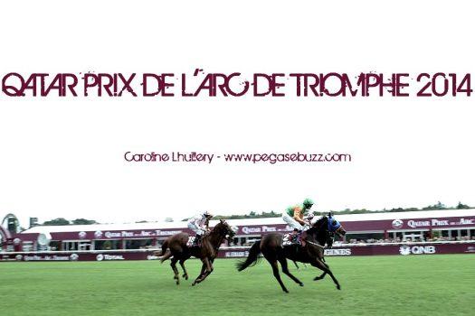 [Racing] Reportage : le Qatar Prix de l'Arc de Triomphe 2014