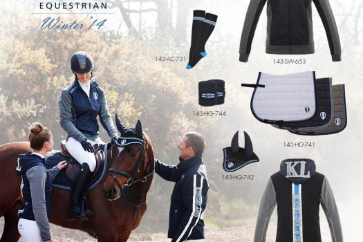 [Equestrian Fashion] Kingsland Winter 2014 sort le gratin