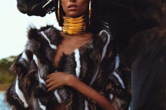 [Fashion Editorial] L'amazone de French Revue de Modes