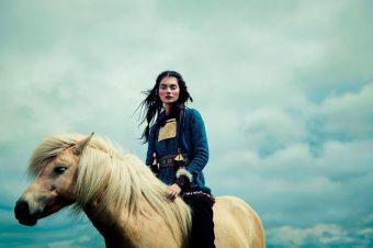 [Fashion Editorial] D La Repubblica et D chevaux islandais