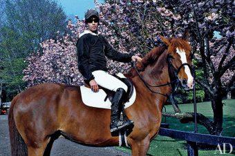 [Equestrian Lifestyle] Steven Klein, photographe cavalier