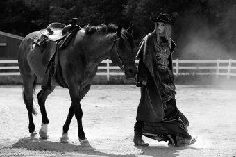 [Fashion Editorial] Western Tale