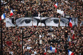 [Mood] Liberté – République, 11.01.2015
