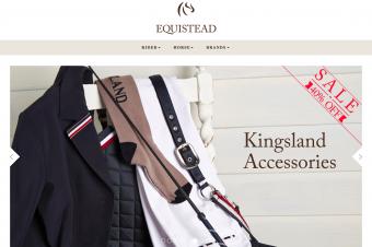 [Equestrian Marketing] Equistead : De la stratégie au webdesign