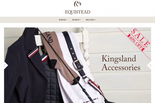 [Equestrian Marketing] Equistead : De la stratégie au webdesign