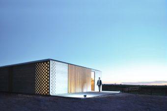 [Dream Barns] Solana Stables : l'écurie contemporaine au design minimaliste