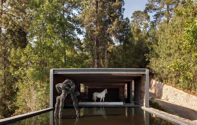 www.pegasebuzz.com ⎪ El Mirador : le mélange des genres décoratifs