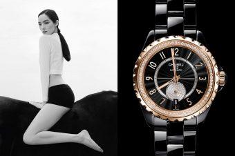 [Luxury Advertising] Le cheval noir de Chanel a bon dos