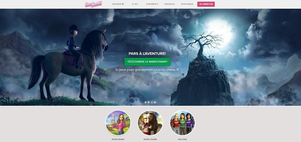 www.pegasebuzz.com   Jeu en ligne sur les chevaux et l'équitation Star Stable
