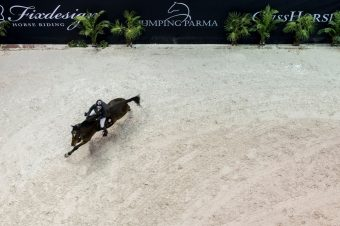 [Equestrian Photography] Le Jumping de Parma par Nicola Ughi