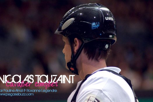 [Exclusive Interview] Nicolas Touzaint : indoor et déjà conquis