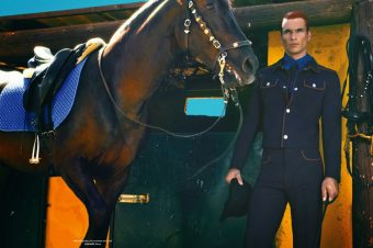 [Fashion Editorial] Horse Magazine : behind the reins