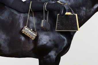 [Fashion Photography] Le cheval noir d'Anky Van Grunsven