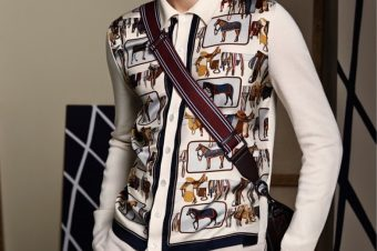 [Equestrian Fashion] Gucci Men : pre-fall 2015 men collection