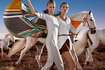 [Fashion Ad Campaign] Massimo Dutti : The Equestrian Collection 2015