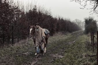 [Fashion Editorial] GQ France : un cavalier n'est jamais seul