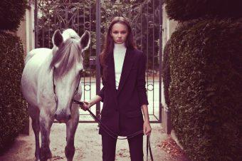 [Fashion Editorial] MY Horse