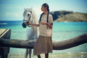 [Fashion Ad Campaign] Le cheval blanc de Neiman Marcus